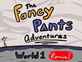 Fancy Pants Adventures: World 1 Remix
